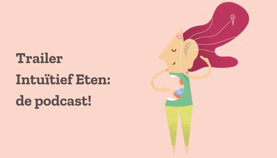 Intuïtief Eten: de podcast!